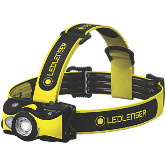 Lampe frontale LED rechargeable Li-Ion intégrée LED Lenser IH9R