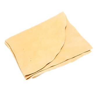 Véritable peau de chamois tannée à l'huile Hilka Pro-Craft