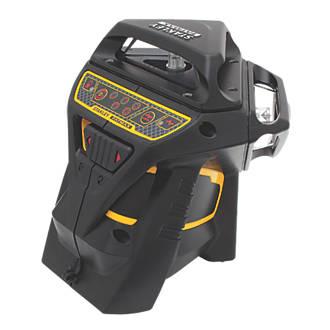 Niveau laser multiligne à mise à niveau automatique rouge FatMax X3R Stanley