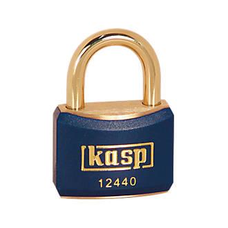 Cadenas de verrouillage Kasp bleu20 x21mm