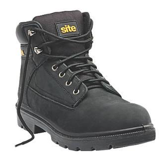 Chaussures de sécurité Site Marble noires taille 41