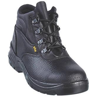 Chaussures de sécurité Site Slate noires taille 43