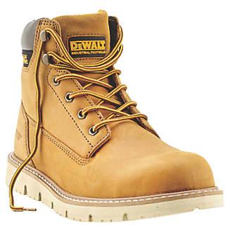 Chaussures de sécurité DeWalt Pittsburgh miel foncé taille 41
