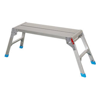 Plateforme de travail en aluminium Mac Allister 470x 900mm