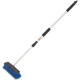 Brosse de nettoyage télescopique