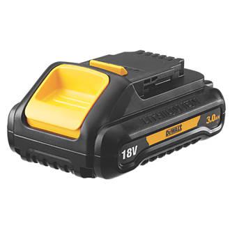 Batterie DeWalt XR DCB187-XJ 18V 3,0Ah Li-ion