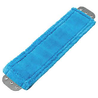 Tête de balai plat Unger SmartColor MicroMop15,0 bleu