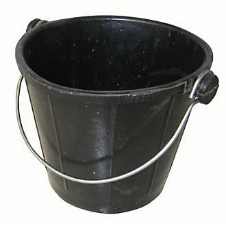 Plastic Builders Bucket 12L