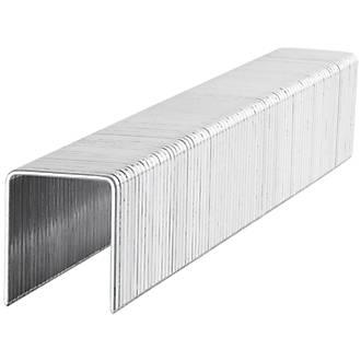 1000agrafes à usage intensif brillantes Stanley12 x10mm