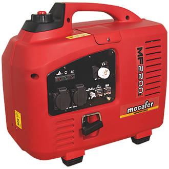 Groupe électrogène MECAFER MF2200I