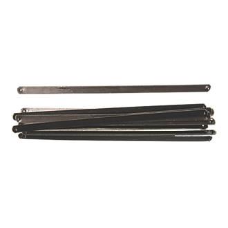 """10lames de scie à métaux junior en métal 32dpp Irwin 6"""" (150mm)"""