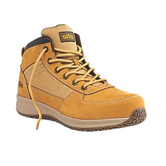 Chaussures de sécurité Site Sandstone beiges taille 43