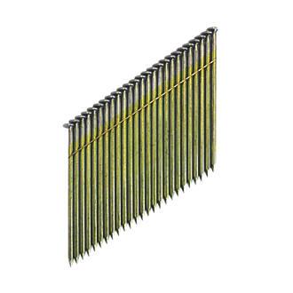 2200clous de charpente en bande collée galvanisés DeWalt 2,8 x50mm