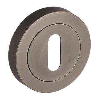 Écusson standard (à l'unité) Smith&Locke gris perle 50mm