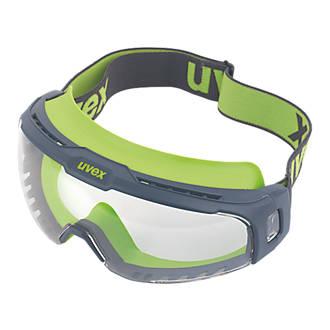 Lunettes de protection à verre transparent Uvex U-Sonic