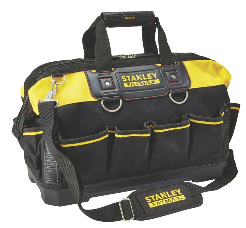 Sacoche à outils à base rigide Stanley FatMax 46cm