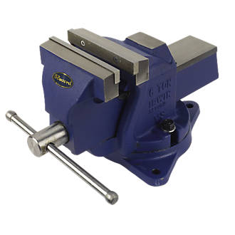 Étau de mécanicien avec base pivotante Irwin Record 152mm