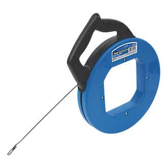 Tire-fil Tuff-Grip Pro Ideal en acier bleui au carbone 18m (60ft)