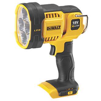 Lampe torche spot à LED sans fil DeWalt XR DCL043-XJ 18V Li-ion - Sans batterie