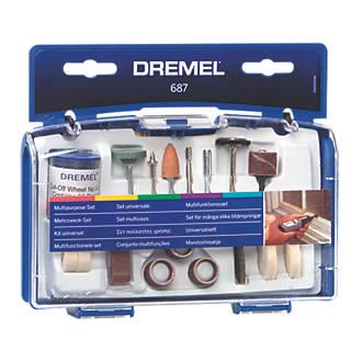 Kit de coupe multi-usage Dremel687 3,2mm, 52pièces