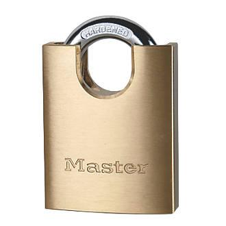 Cadenas à anse fermée étanche en laiton Master Lock 2250EURD 50mm