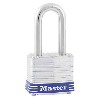 Cadenas étanche en acier laminé Master Lock 3EURDLF 40mm