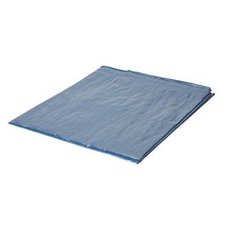 Bâche bleue2 x3m