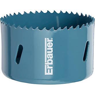 Trépan bi-métal sans tige Ø74mm Erbauer