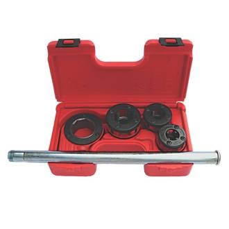 Taraudeuse à cliquet 12,7mm -25,4mm Rothenberger kit3pièces