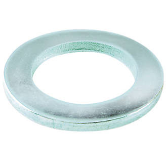 100rondelles plates en acier Easyfix M6 x1,6mm