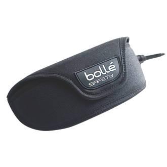 Étui à lunettes semi-rigide Bolle noir