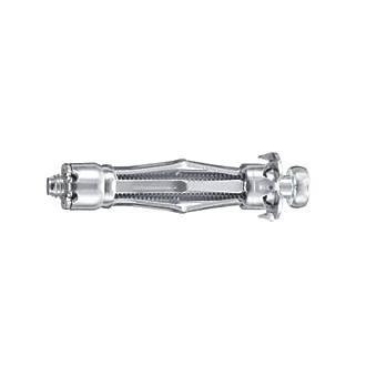 50 chevilles métal pour matériaux creux Molly M5x36mm