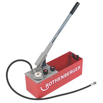 Pompe de test de pression Rothenberger RP50 60bar