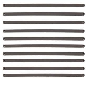 """10lames de scie à métaux junior pour le bois 14dpp Irwin 6"""" (150mm)"""
