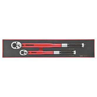 Kit de 2clés dynamométriques Teng Tools