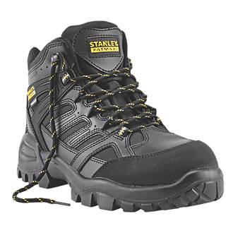 Chaussures de sécurité montantes Stanley FatMax Ontario noires taille43