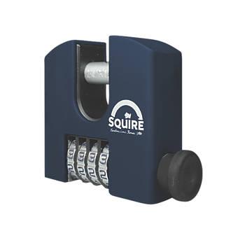 Cadenas bloc à combinaison étanche en laiton Squire 65mm