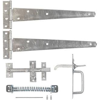 Kit de loquet de portail Hardware Solutions en acier